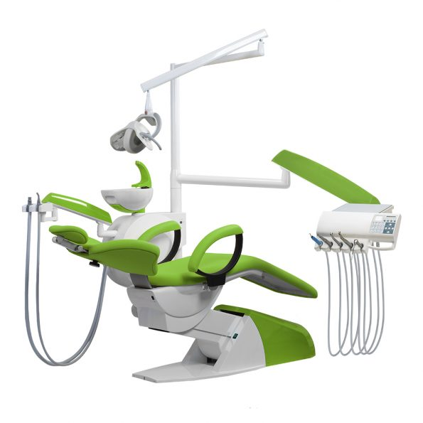 Unit dentar Chirana Cheese Easy cu furtune jos