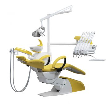 Unit dentar Chirana Cheese Easy cu furtune sus
