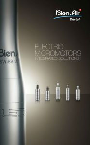 Bien Air - micromotoare electrce